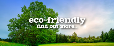 Learn about our eco-friendly materials